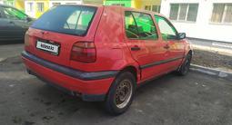 Volkswagen Golf 1992 года за 850 000 тг. в Алматы – фото 4
