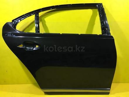 Lexus LS 460 ls 600h дверь задняя правая лонг за 112 500 тг. в Алматы