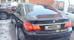 BMW 750 2010 года за 5 500 000 тг. в Нур-Султан (Астана) – фото 2