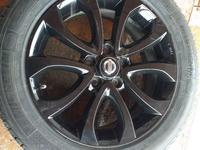 Диски r17 5x114, 3 Nissan оригинал за 150 000 тг. в Алматы