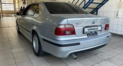 BMW 528 1998 года за 2 480 000 тг. в Алматы – фото 4