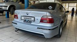 BMW 528 1998 года за 2 480 000 тг. в Алматы – фото 5