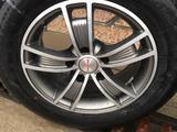 Новые титановые диски с новыми шинами за 150 000 тг. в Шымкент – фото 3