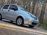 Daewoo Matiz 2012 года за 1 550 000 тг. в Петропавловск – фото 4