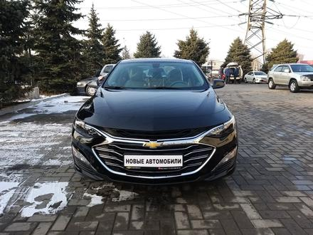 Chevrolet Malibu 2020 года за 8 600 000 тг. в Алматы – фото 2