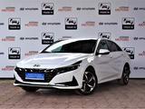 Hyundai Elantra 2021 года за 13 590 000 тг. в Алматы