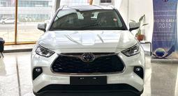 Toyota Highlander Luxe 2021 года за 35 500 000 тг. в Алматы – фото 2