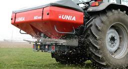 Unia  Разбрасыватель удобрений двухдисковый навесной UNIA MX 1000 SRS 2021 года за 2 200 000 тг. в Павлодар