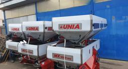 Unia  Разбрасыватель удобрений двухдисковый навесной UNIA MX 1000 SRS 2021 года за 2 200 000 тг. в Павлодар – фото 2