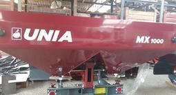 Unia  Разбрасыватель удобрений двухдисковый навесной UNIA MX 1000 SRS 2021 года за 2 200 000 тг. в Павлодар – фото 3