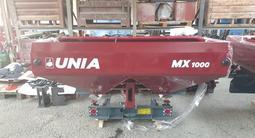 Unia  Разбрасыватель удобрений двухдисковый навесной UNIA MX 1000 SRS 2021 года за 2 200 000 тг. в Павлодар – фото 4
