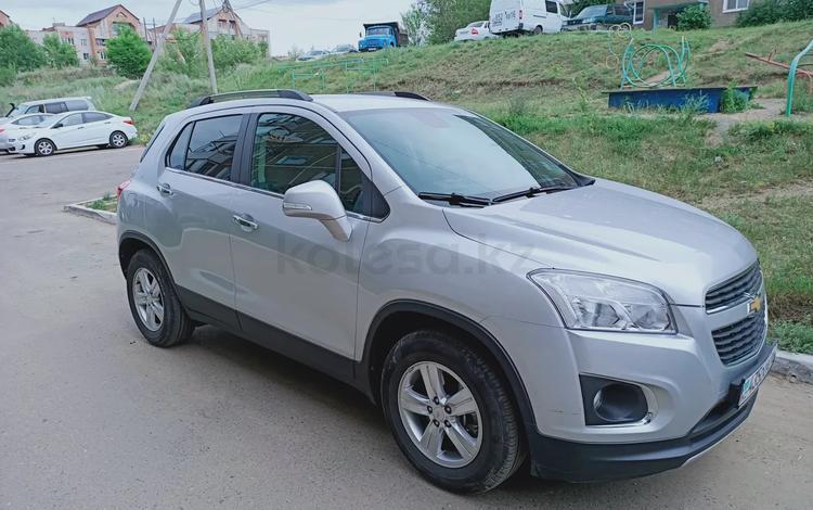 Chevrolet Tracker 2014 года за 5 150 000 тг. в Усть-Каменогорск