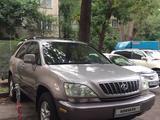 Lexus RX 300 2001 года за 4 490 000 тг. в Алматы – фото 4
