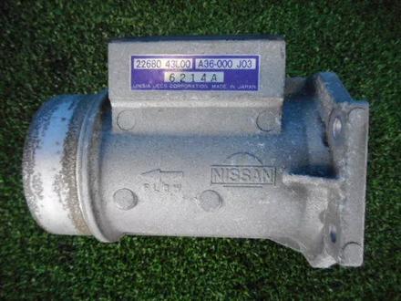 Волюметр или ДМРВ Датчик расхода воздуха Nissan Laurel, HC32, HJC32… за 20 000 тг. в Алматы – фото 2