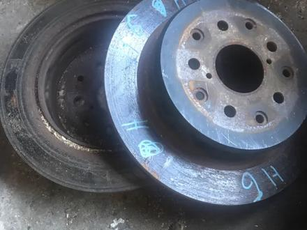 Задние тормозные диски за 8 000 тг. в Алматы – фото 2