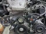Двигатель Тойота Камри 40 контрактный, V-2.4 литра за 510 000 тг. в Алматы – фото 2
