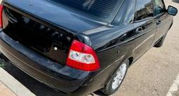 ВАЗ (Lada) Priora 2170 (седан) 2011 года за 2 100 000 тг. в Караганда – фото 4