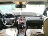 Mercedes-Benz E 270 2001 года за 3 400 000 тг. в Тараз – фото 5