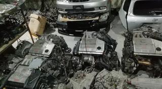 Двигатель Тойота Хариер (Toyota Harrier) за 350 000 тг. в Алматы