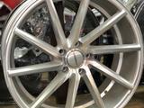 Диски Vossen R19.5.120 разноширокие за 350 000 тг. в Алматы