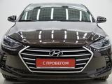 Hyundai Elantra 2018 года за 7 800 000 тг. в Тараз – фото 5