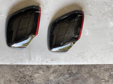 Накладки на зеркала Nissan Patrol Y62 оригинал за 5 000 тг. в Караганда – фото 3