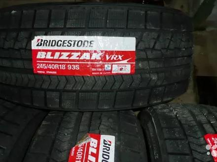 Разно широкий спорт пакет комплект Bridgestone Blizzak VRX за 390 000 тг. в Алматы