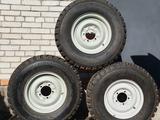 Резина с дисками 5шт за 125 000 тг. в Костанай
