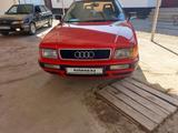 Audi 80 1992 года за 2 100 000 тг. в Тараз – фото 4