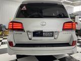 Lexus LX 570 2011 года за 16 000 000 тг. в Нур-Султан (Астана) – фото 5