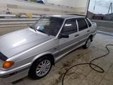 ВАЗ (Lada) 2115 (седан) 2005 года за 1 200 000 тг. в Семей – фото 5