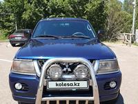 Mitsubishi Montero Sport 2001 года за 3 600 000 тг. в Алматы
