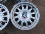 """Оригинальные легкосплавные диски """"31 стиль"""" на BMW 5 E39 (Германи за 85 000 тг. в Нур-Султан (Астана) – фото 2"""