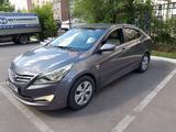 Hyundai Solaris 2015 года за 4 800 000 тг. в Нур-Султан (Астана) – фото 2
