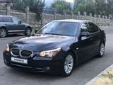 BMW 530 2007 года за 6 550 000 тг. в Алматы – фото 2