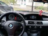 BMW 525 2008 года за 4 400 000 тг. в Усть-Каменогорск – фото 2
