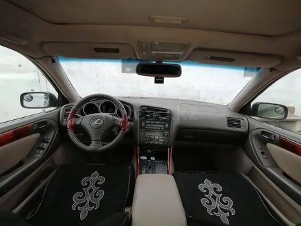 Lexus GS 300 2001 года за 3 100 000 тг. в Актобе