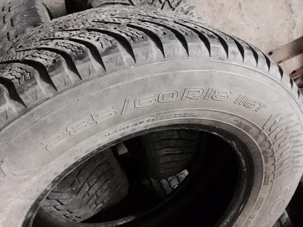 285/60/18 Nokian шипованные шины за 19 990 тг. в Нур-Султан (Астана) – фото 4