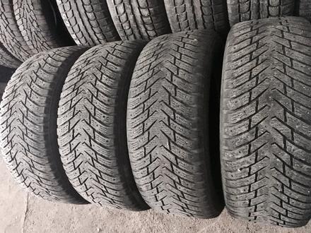 285/60/18 Nokian шипованные шины за 19 990 тг. в Нур-Султан (Астана) – фото 8