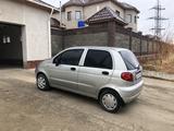 Daewoo Matiz 2009 года за 950 000 тг. в Кызылорда – фото 3