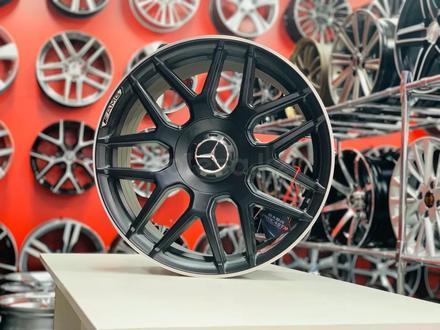 Новые заводские диски Р19 AMG Mercedes за 220 000 тг. в Алматы