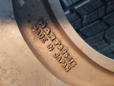 Диски r18 4x114.3 свеже доставлены из Японии за 165 000 тг. в Алматы – фото 4