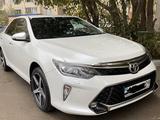 Toyota Camry 2018 года за 13 300 000 тг. в Караганда – фото 5