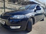 Skoda Rapid 2013 года за 3 750 000 тг. в Алматы