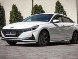 Hyundai Elantra 2021 года за 11 771 000 тг. в Алматы