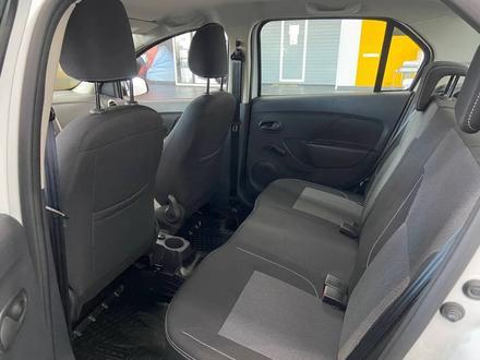 Renault Logan Life MT 2020 года за 7 593 594 тг. в Атырау – фото 10
