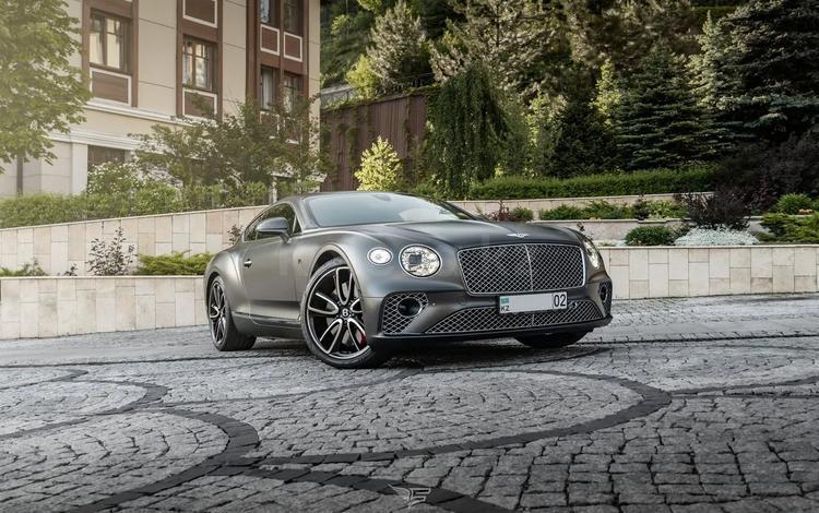 Bentley Continental GT 2018 года за 97 200 000 тг. в Алматы