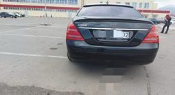 Mercedes-Benz S 500 2005 года за 5 200 000 тг. в Алматы – фото 4