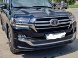 Toyota Land Cruiser 2020 года за 43 000 000 тг. в Костанай