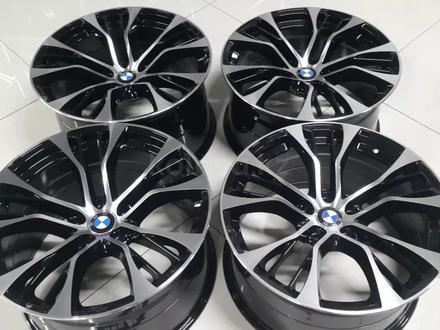 Комплект дисков r 20 5*120 BMW разноширокие за 250 000 тг. в Костанай